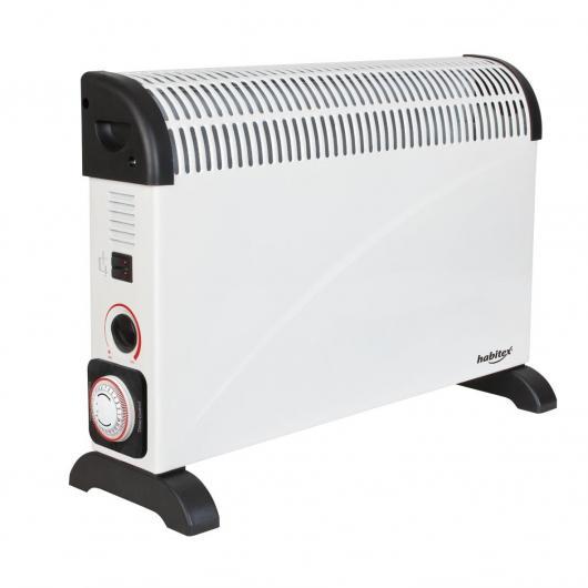 Convettore con termostato regolabile Habitex E315