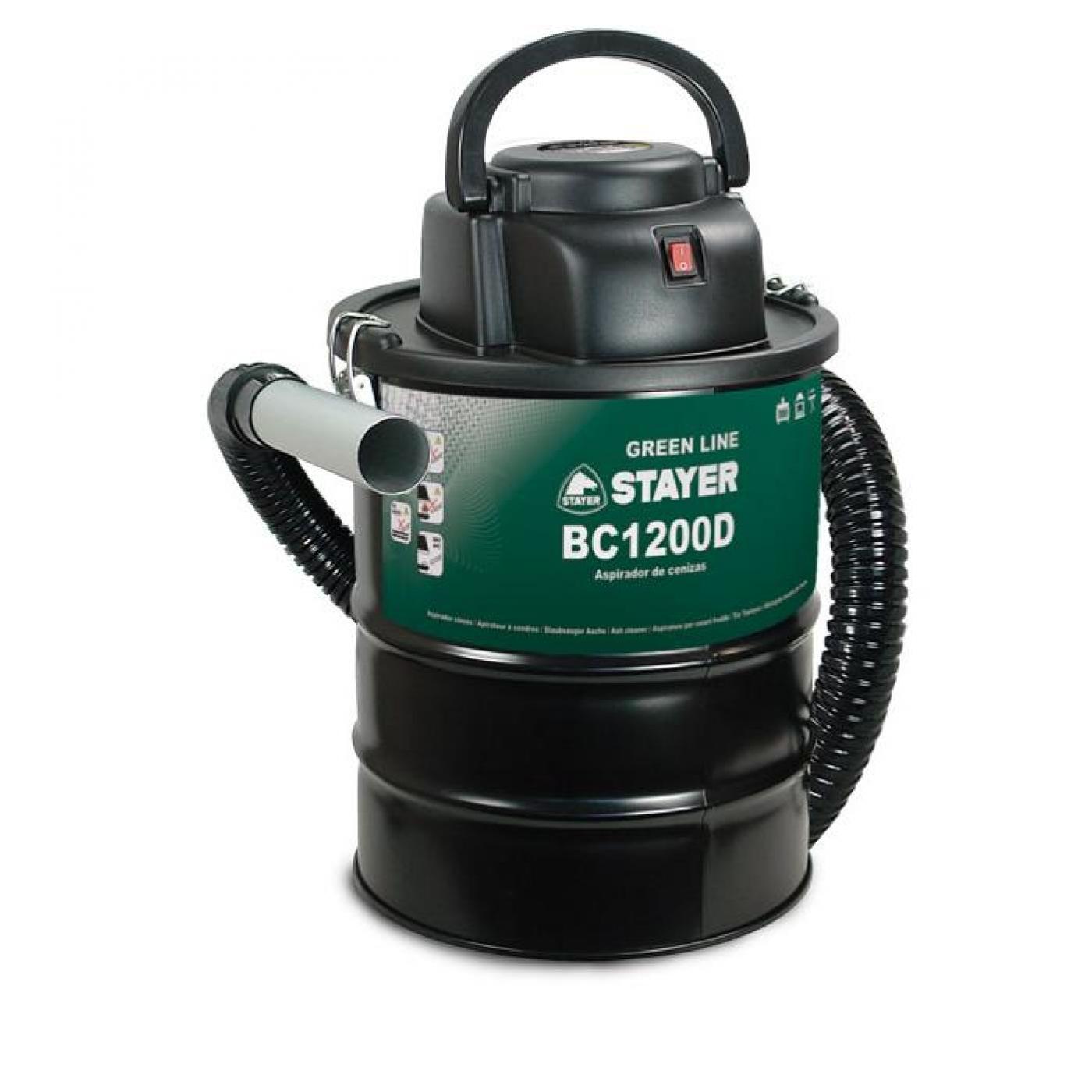 Aspirador de cenizas stayer bc 1200 d por 47 95 en - Aspiradores de ceniza ...