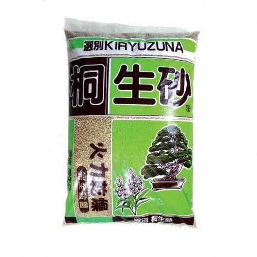 Sustrato Kiryuzuna 18 l. grano normal