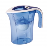 Carafe bicolore purificatrice d'eau 2,5 L