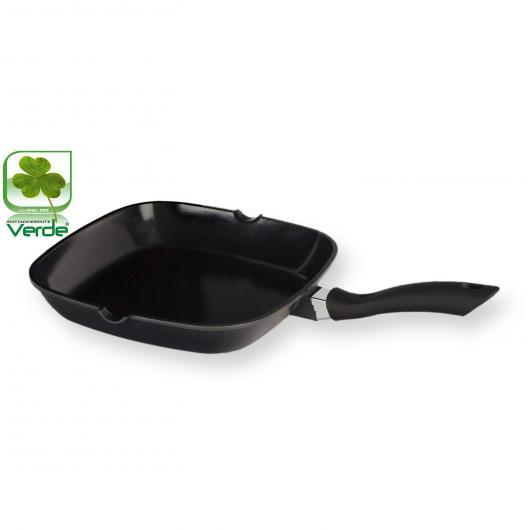 Grill ecológico inducción 24 cm, Jata