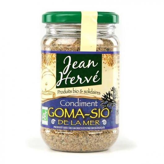 Gomasio avec algues Jean Hervé, 150 g