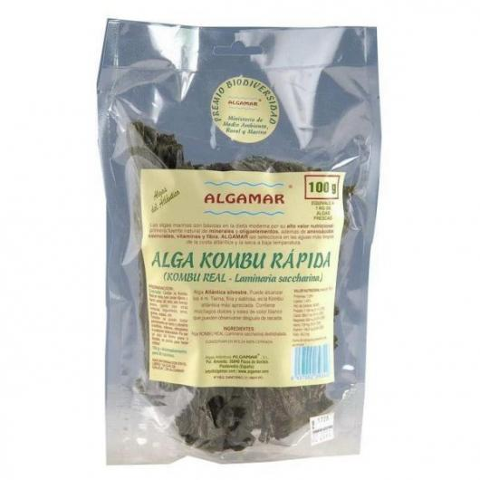 Algue Kombu rapide Algamar, 100 g