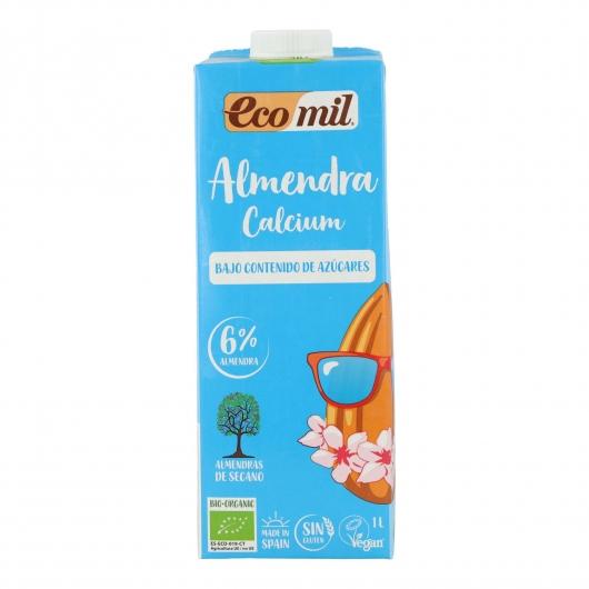 Latte di mandorle con calcio e agave EcoMil, 1l