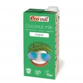 EcoMil coconut milk with agave 1ltr