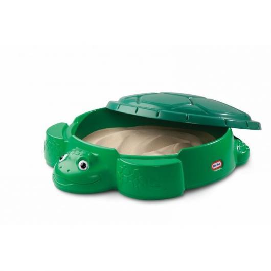 Tas de sable tortue