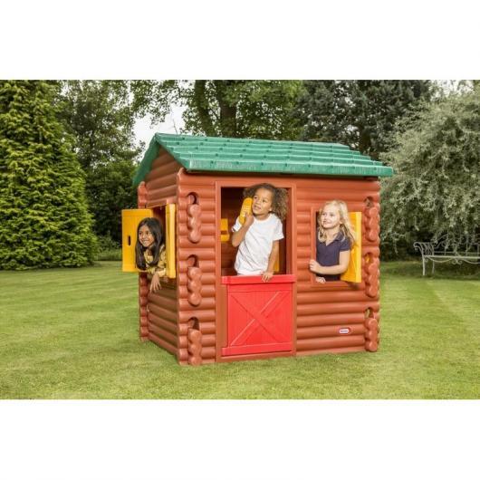 Maison pour enfants cabane en rondins de bois