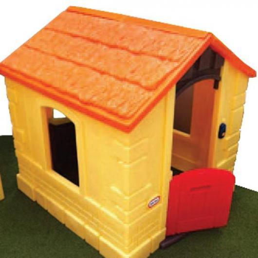 Maison avec cachettes pour enfants