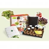 Kit de Cultivo Meu Primeiro Jardim
