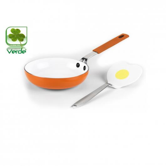 Sartén ecológica huevo frito 14 cm, Jata