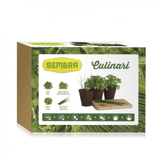 Kit de Cultivo Culinari