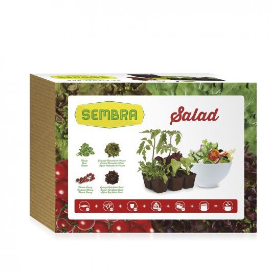 Kit di coltivazione Salad