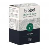 Sabão de coco para a pele sensível e roupa delicada Biobel 240 g
