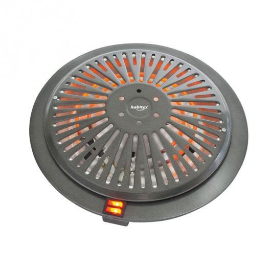 Braciere elettrico Habitex E351