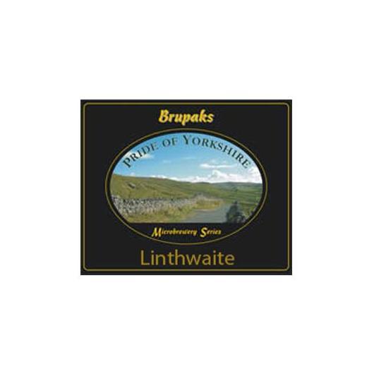 Kit de ingredientes Linthwaite - Cerveza Ámbar Claro Brupaks