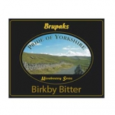 Kit de ingredientes Birkby Bitter - Cerveja acobreada Brupaks