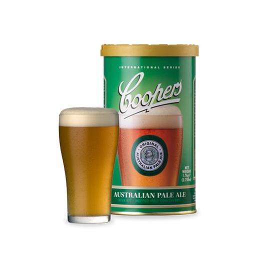 Kit de ingredientes Australian Pale Ale Coopers