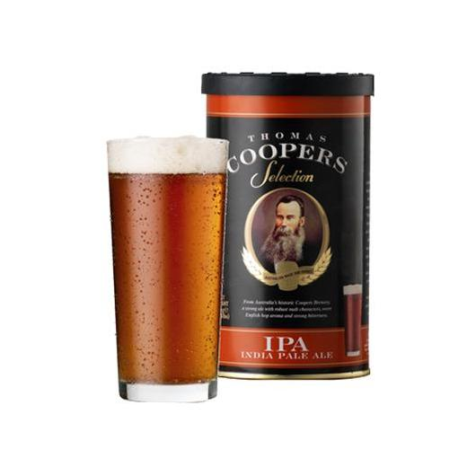 Kit de ingredientes India Pale Ale - IPA Coopers