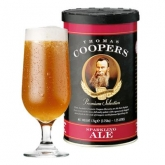 Kit de ingredientes Sparkling Ale Coopers