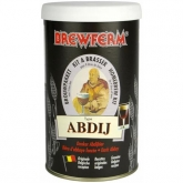 Kit ingredienti Abdij - Abazia Scura Brewferm
