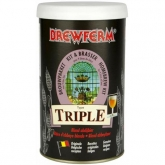 Ingredientes Triplo Kit - Gold Triplo Brewferm