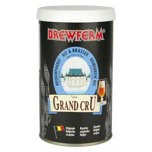 Kit de ingredientes Grand Cru Brewferm