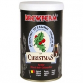 Kit de ingredientes Christmas - Natal Brewferm