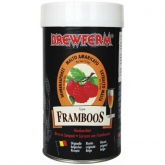 Kit de ingredientes Framboos - Framboesas Brewferm