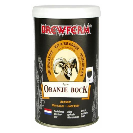 Kit de ingredientes Oranje Bock Brewferm