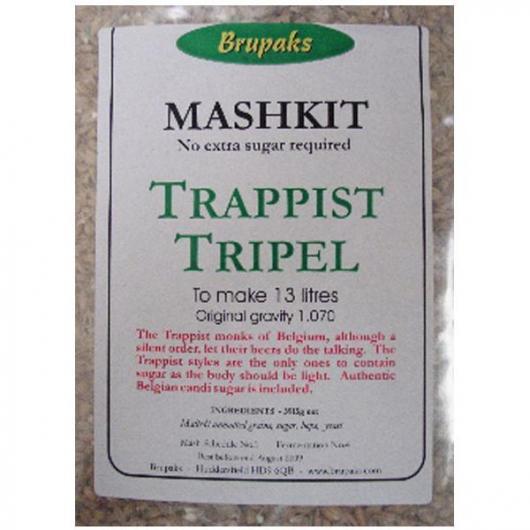 Trapense Triple - Todo Grano Molido Brupaks