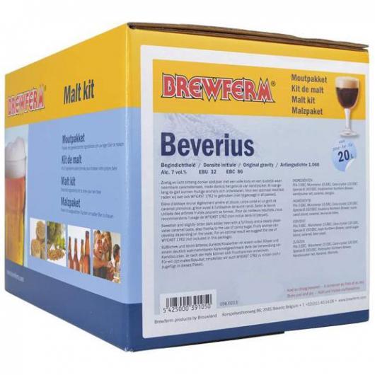 Beverius - Todo Grano Sin Moler Brewferm