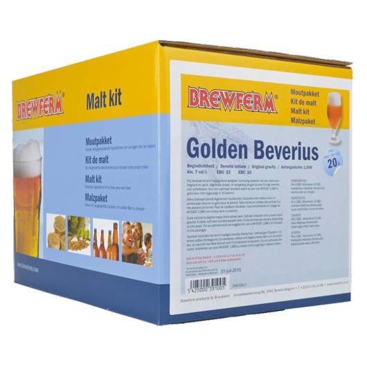 Golden Beverius - Todo Grano Sin Moler Brewferm