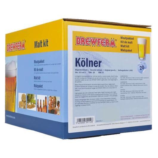 Kölner - Todo Grano Sin Moler Brewferm