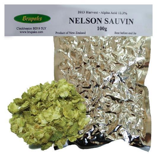 Lúpulo Nelson Sauvin Flor