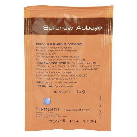 Levadura en polvo Safbrew Ababaye - Abadía