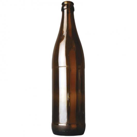 Caja de 12 botellas alemanas de 0,50 l con agujero