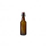 Caixa de 36 garrafas alemãs de 0,50 l com furo + tampa mecânica