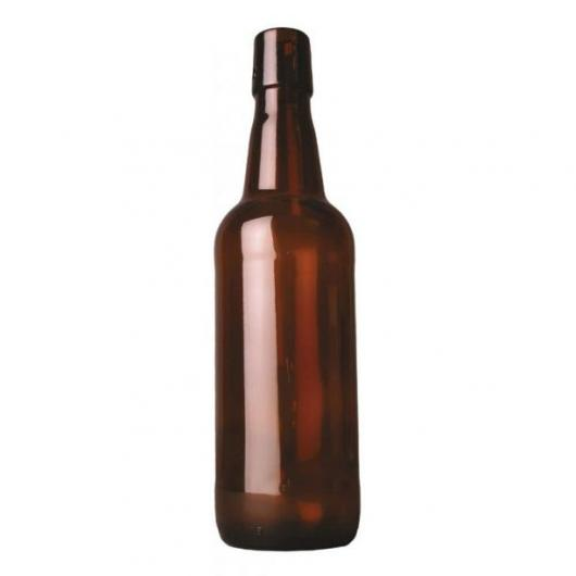 Caja de 40 botellas alemanas de 0,50 l con agujero