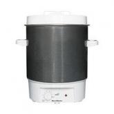 Panela eléctrica esmalte - maceração / cocção com termostato