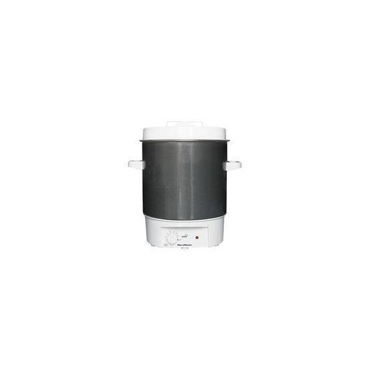 Olla Eléctrica Esmalte- Maceración/Cocción con Termostado