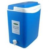 Geladeira térmica com torneira e filtro de cobre
