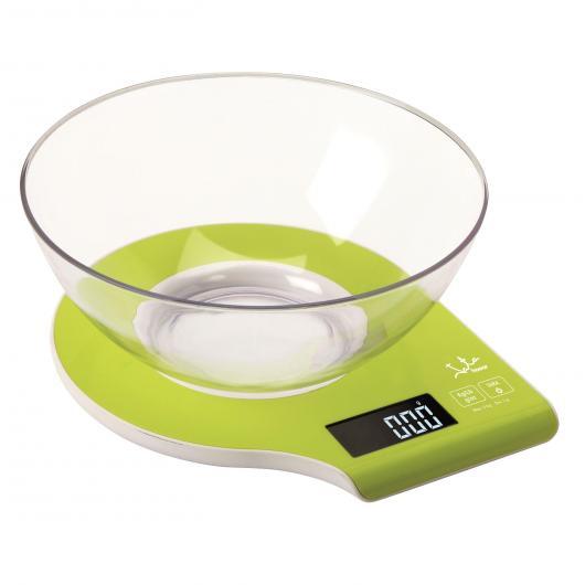 Balanza electrónica bowl transparente, Jata