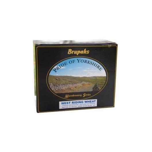 Kit de Ingredientes West Riding Wheat - Cerveza de Trigo Brupaks