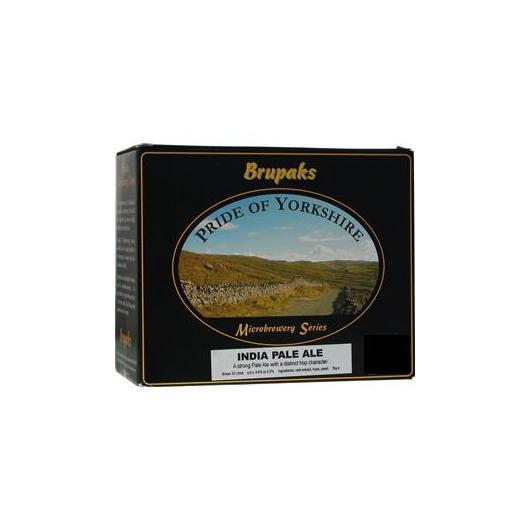 Kit de Ingredientes India Pale Ale (IPA) - Cerveza Dorada Amarga Brupaks