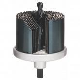 Lot de 7 scies cloches Bosch 44 mm pour le bois