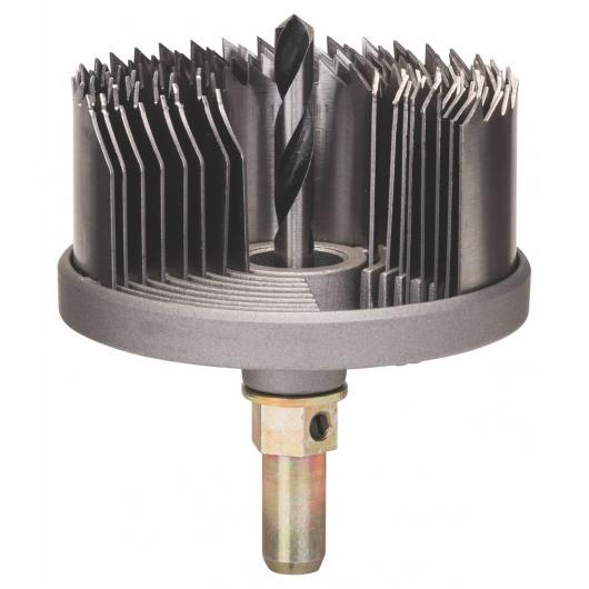 Set de 8 sierras de corona Bosch 28 mm para madera