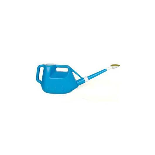 Arrosoir en plastique pour bonsaïs 5,5 L bleu