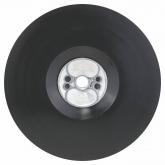 Plato de lijado Bosch para amoladora 180 mm