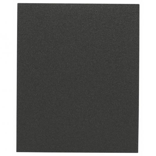 Papier de verre Bosch J410 GR 40 230 x 280 mm pour le métal