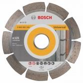 Disco de corte de diamante Bosch para amoladora 125 mm